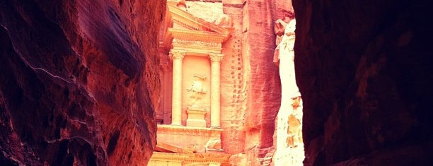 Petra is one of Attractions to Visit.