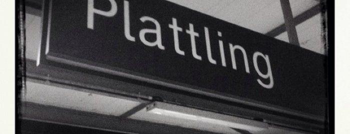 Bahnhof Plattling is one of Bahnhöfe Deutschland.