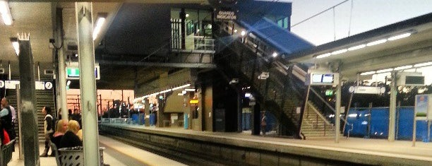 Glenfield Station is one of Often.