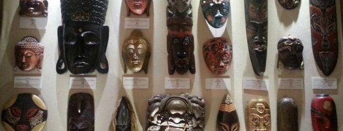 Mask Müzesi is one of İzmir.
