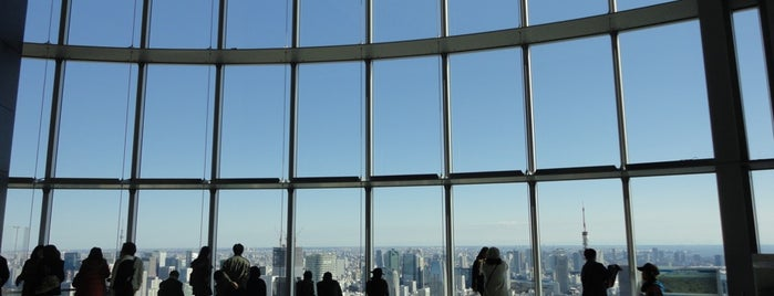 Tokyo City View is one of Tokyo City Guide.