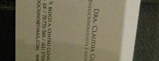 Consultório da Dra. Claudia Gurgel is one of Dia-a-dia.