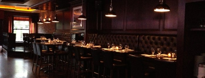 Hudson Grille is one of Westchester Eats.