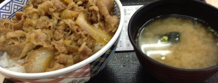 Yoshinoya is one of 大久保周辺ランチマップ.