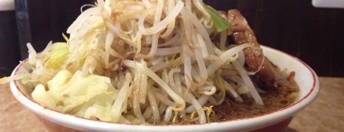 肉汁ラーメン 公 (kimi) is one of ラーメン(東京都内周辺).