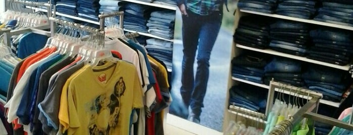 Megamart (MG Road) is one of Top Picks for Banded Clothings.