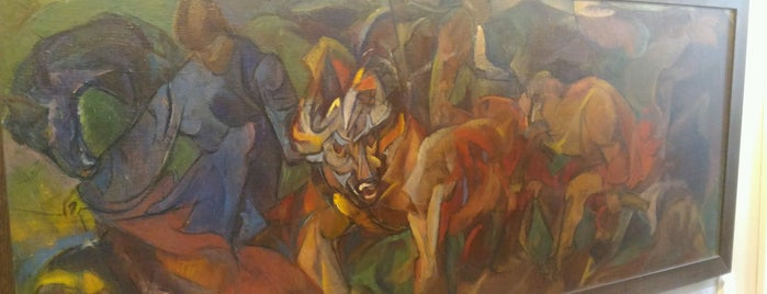музей Царскосельская коллекция is one of Ночь музеев 2017 / ArtNight '17.