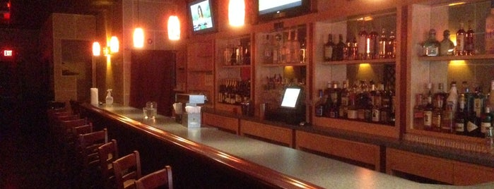 Le Caire Lounge is one of NYC Bars w/ Free Wi-Fi.