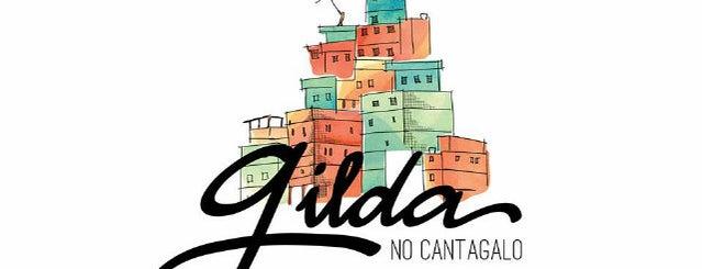 Gilda no Cantagalo is one of RIO - Bares.