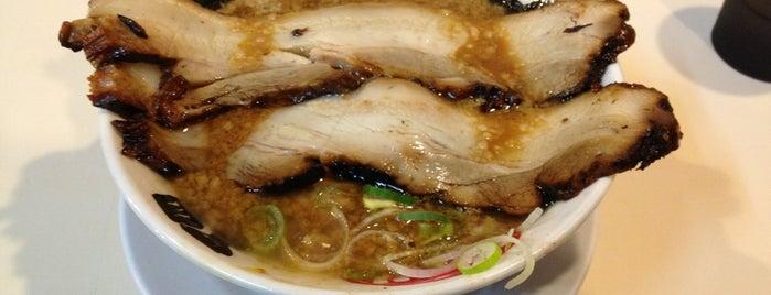 環七らーめん てらっちょ is one of Must-visit Food in 我孫子市.