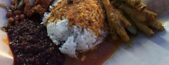 Nasi Lemask @ Ros Merah is one of food.