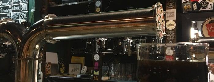 Столичный паб is one of Крафтовое пиво в Москве.