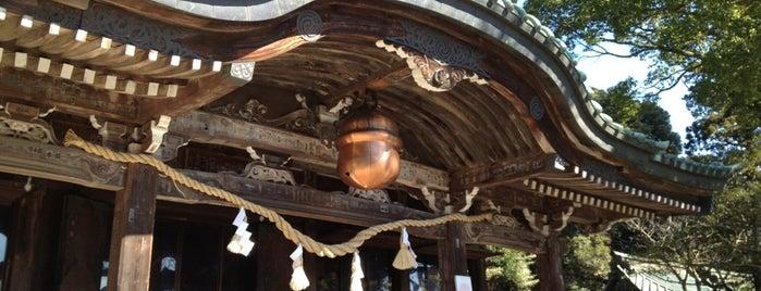 筑波山神社 is one of りんりんロードポタ♪.