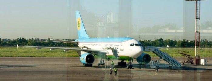 Tashkent International Airport (TAS) is one of Pattaya.