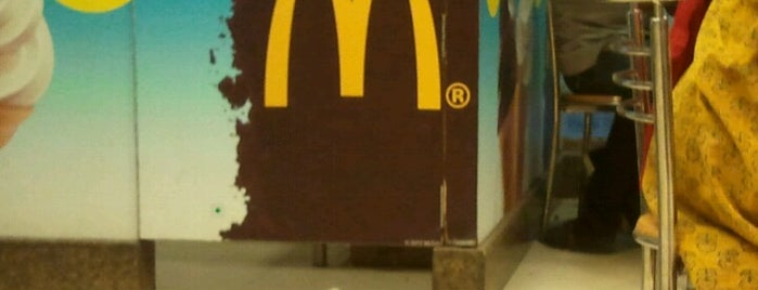 McDonalds is one of Guide to Ahmedabad's best spots.