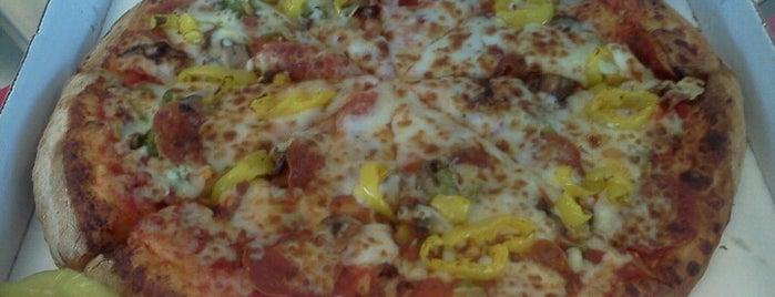 Papa John's Pizza is one of 20 favorite restaurants.