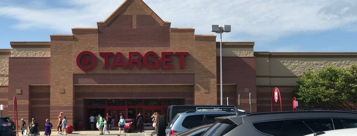 Target is one of Frequent Stops.