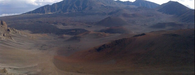 Pu'u 'ula'ula (Haleakalā Summit) is one of Bucket List.