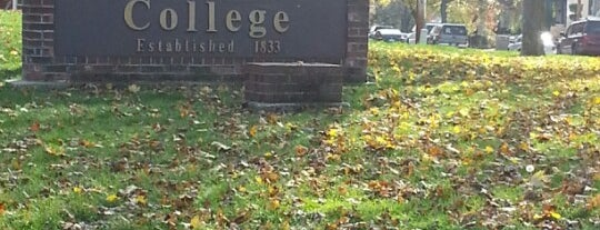 Kalamazoo College is one of Top 12 favorites places in Kalamazoo, MI.