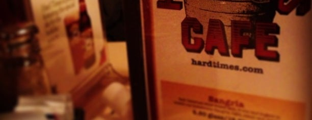 Hard Times Cafe is one of Bargain Happy Hours in NOVA.
