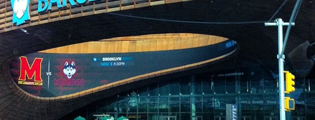 Barclays Center is one of Places That I've Been To.