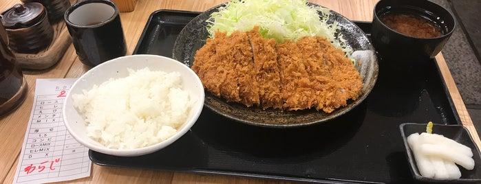 とんかつ まるや 有楽町店 is one of Top picks for Restaurants.
