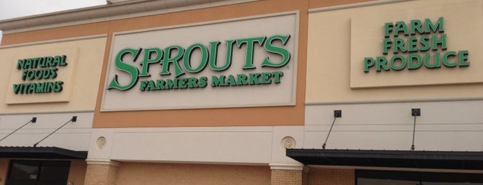 Sprouts Farmers Market is one of The 15 Best Places for Healthy Food in Dallas.