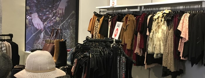 BCBG Max Azria (Miracle Mile @Planet Hollywood) is one of Shopping.
