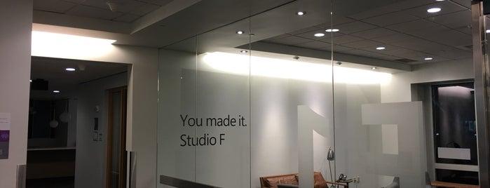 Microsoft Studio F is one of play.