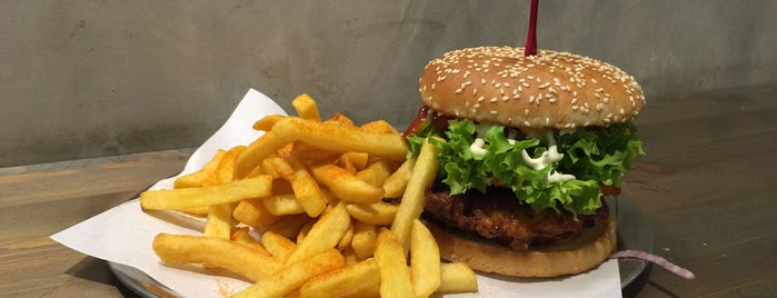 BurgerZone is one of Berlins Best Burger.