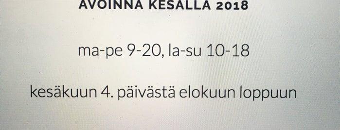 Kahvila Siili is one of Helsinki.