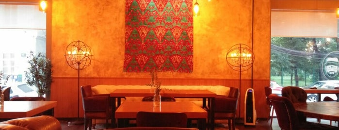Mr. Ливанец is one of Eat&Drink in Moscow.