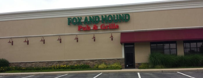 Fox & Hound is one of Favorite Food.