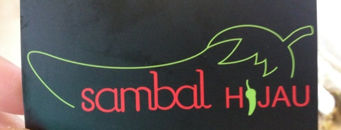Restoran Sambal Hijau is one of Makan @ KL #1.
