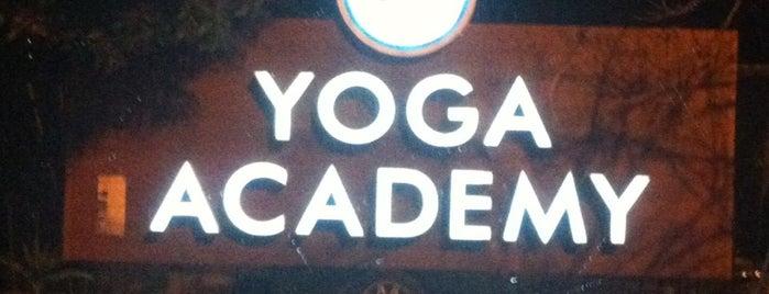 Yoga Academy is one of Yoga.