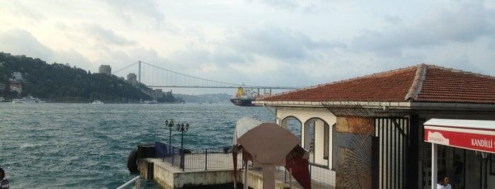 Kandilli Suna'nın Yeri is one of İstanbul'da Yeme-İçme: theMagger Mekanları.