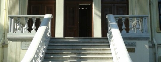 Ancient Orient Museum is one of İstanbul'daki Müzeler (Museums of Istanbul).
