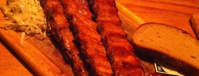 RIBS Of Vienna Steaks & Spareribs is one of Exotische & Interessante Restaurants In Wien.