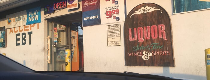 Hanshaw liquor is one of Craft Beer in LA.
