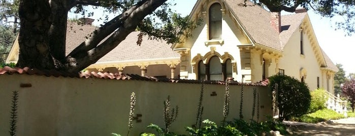 Homestead Museum is one of 87 Free Things To Do in LA.