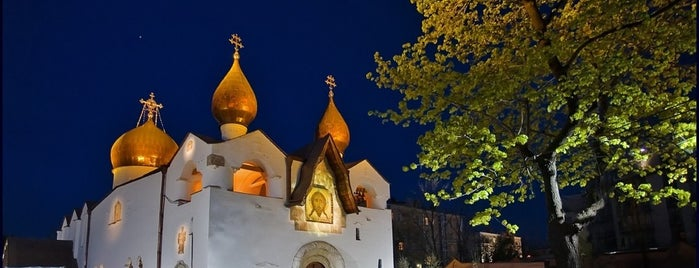 Marfo-Mariinsky Convent is one of Call it Moscow!.