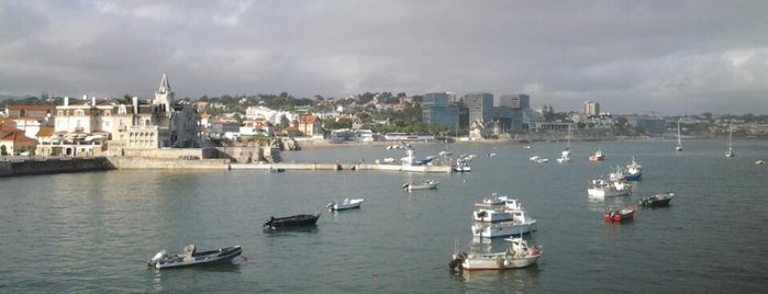 Cascais is one of TOP 10: Favourite places of Lisbon coast.