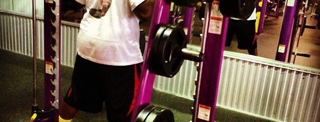 Planet Fitness is one of prattVEGAS faves.