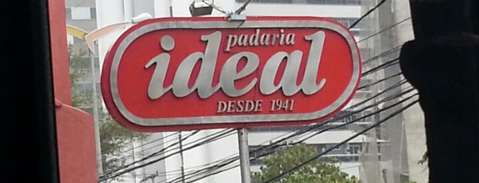 Padaria Ideal is one of Food Fortaleza!.