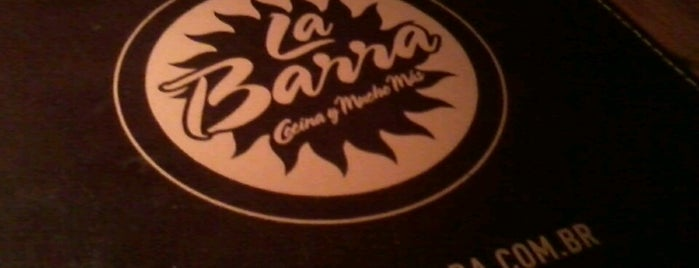 La Barra is one of tops.