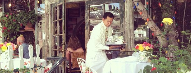 The Ivy is one of 87 Free Things To Do in LA.