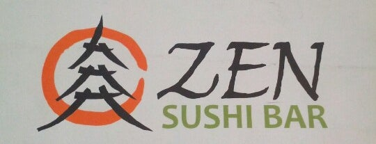 Zen Sushi Bar is one of RESTAURANTES MEDELLIN.