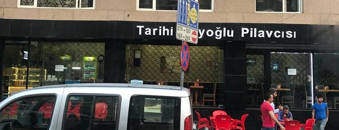 Tarihi Beyoğlu Pilavcısı is one of İstanbul.