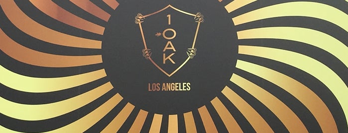 1 Oak is one of Los Angeles.