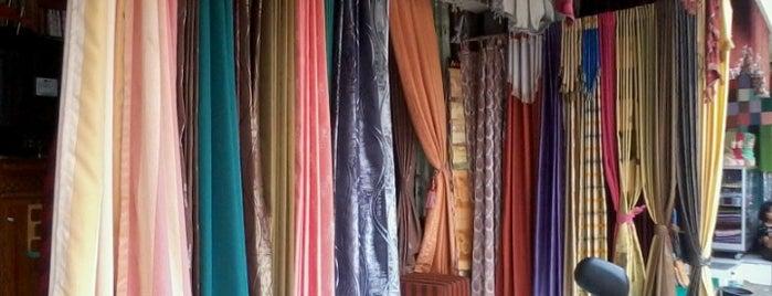 Pasar Tekstil Cipadu is one of My adventure collection !.